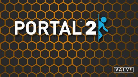 Portal 2 Wallpaper by ChromaticBokeh