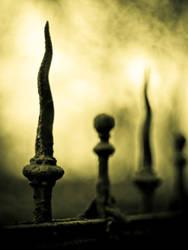 The Graveyard by ChromaticBokeh