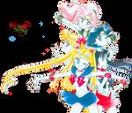 Sailor Scouts Manga