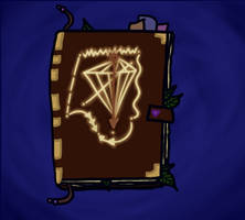 A Mysterious Spellbook