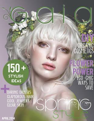 Gaia Magazine by pottertwins186