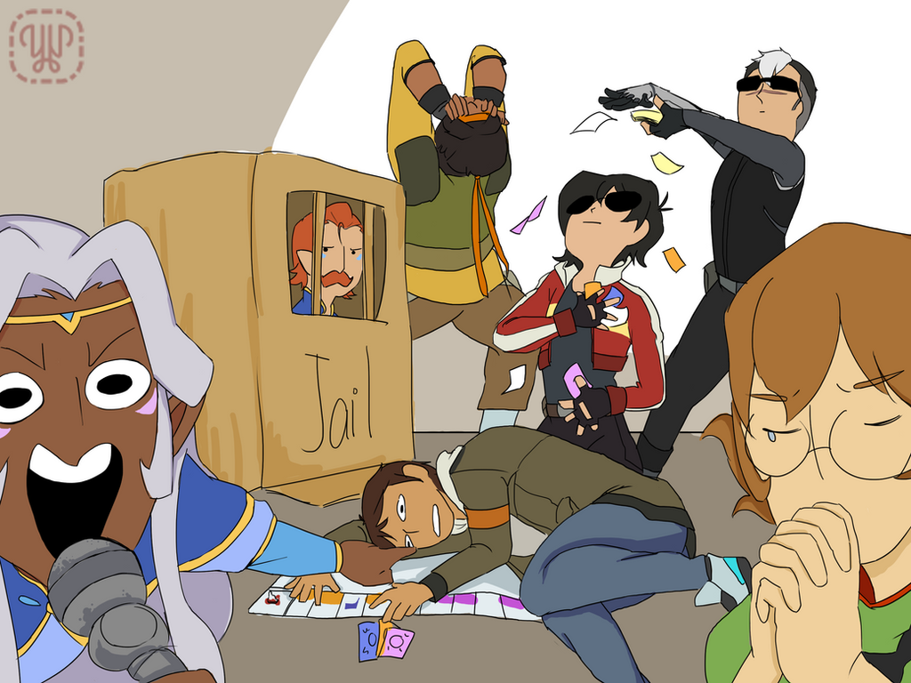 Voltron Is Full Of Losers By Pottertwins186 On DeviantArt