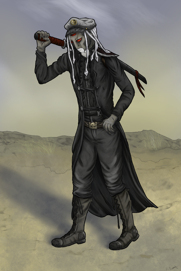 Sadamune Gray by Kaiachi