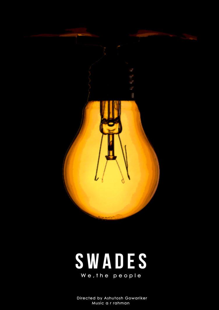 Swades - Minimal Poster by gmanishreddy on DeviantArt