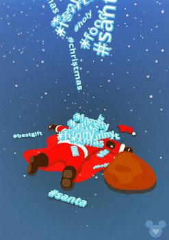 Twitterkill Santa