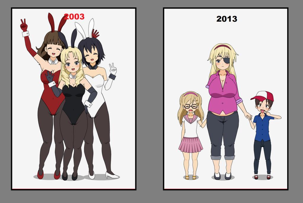 Ten Years by superhulken