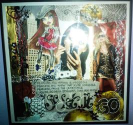 Bratz Jade Collage