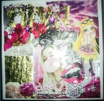 Bratz Cloe Collage
