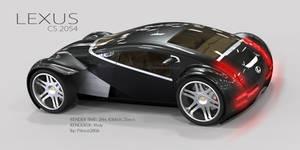 Lexus CS 2054 Black_by 2806