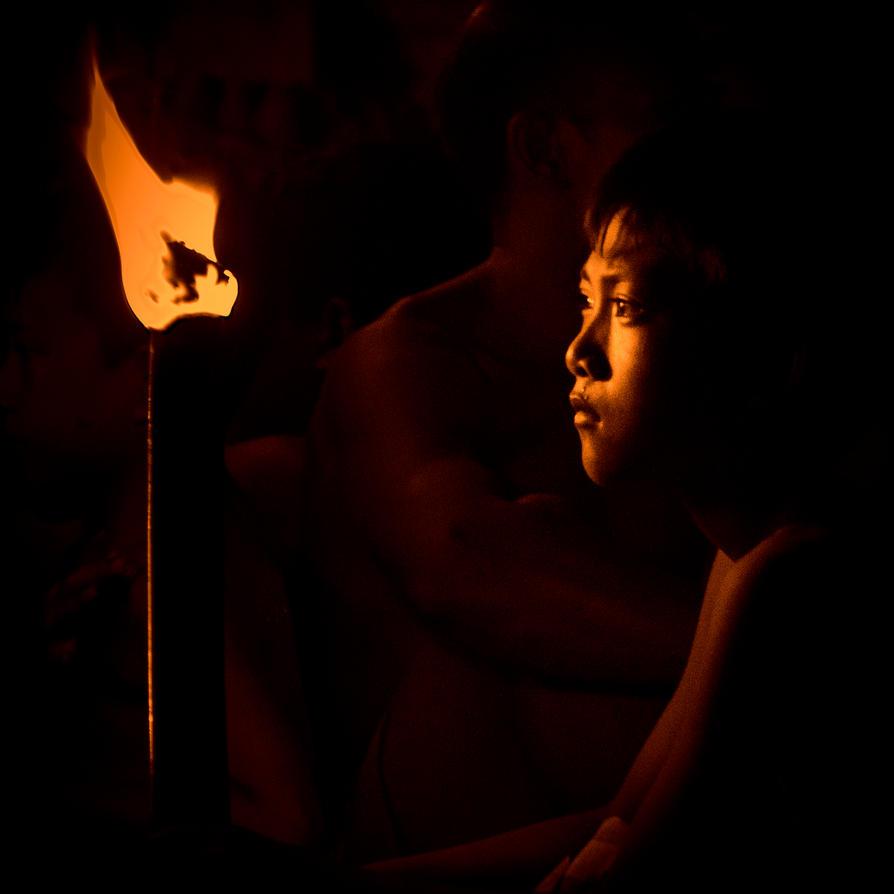 Holder of the Fire II by AbbottPhotoArt