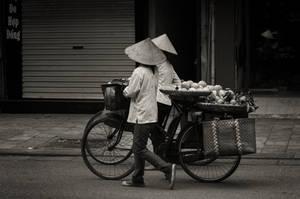 Street Vendor by AbbottPhotoArt