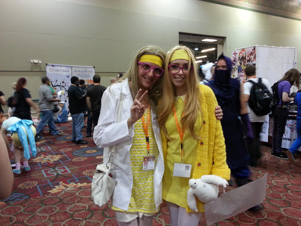 Honey Lemon Cosplay by Jovianwolfgirl