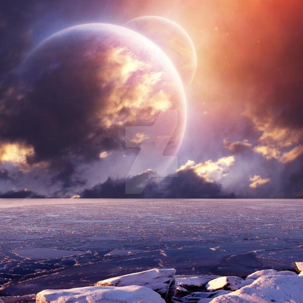 alien sunset wallpaper - photo #17