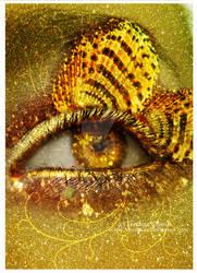 Eye of the mermaid by Teodora-Chinde