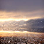 Broken sunrise by Teodora-Chinde