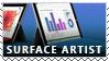 Surface Arist Stamp by crusader1081