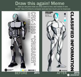 Draw this again! CRX