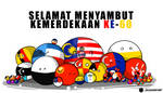 Malaysiaball Family Photo