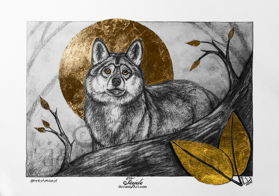 Herbstmond by Faejala