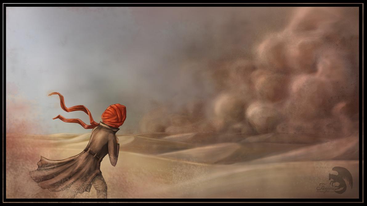 The Journey - Pt. 1 by Faejala