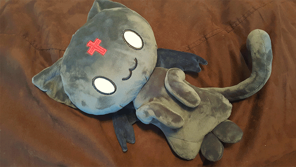 Chomusuke Plush by Miranaei