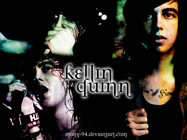 Kellin Quinn by Noctelux