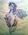A Blue Mare Called Dewelynn