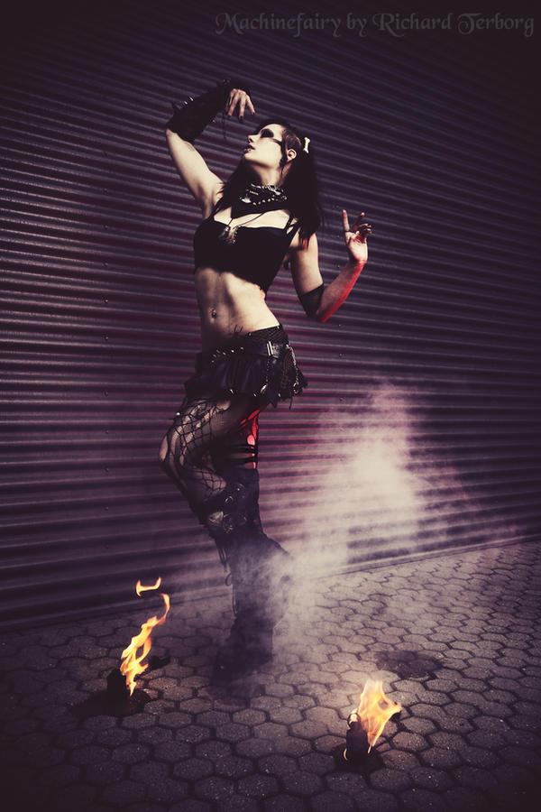 Firedancer by MachineFairy