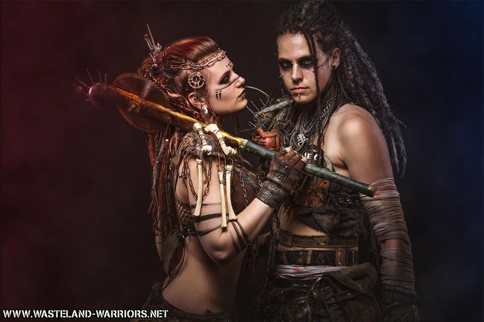 Wasteland Warriors by MachineFairy