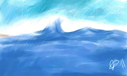 Digital painting practice