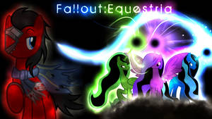 Fallout: Equestria Wallpaper