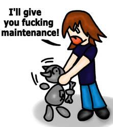 DA  Down for Repairs