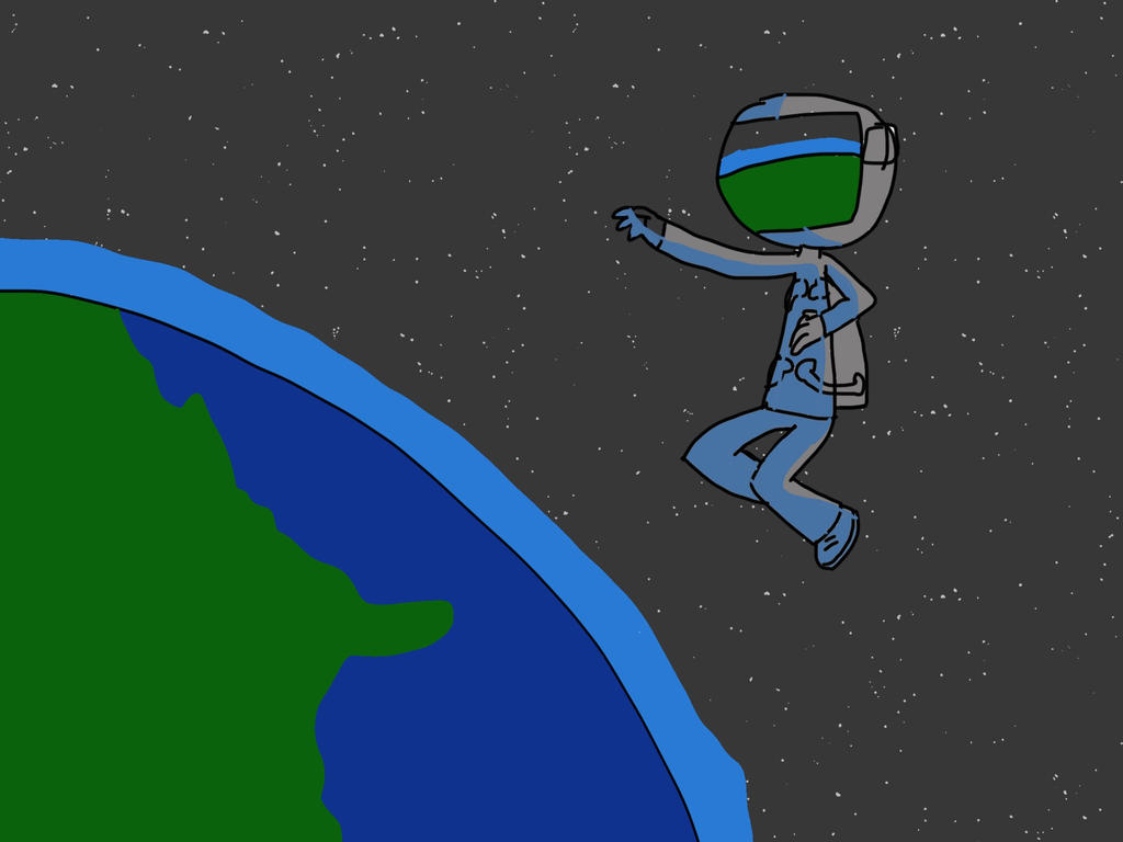 Deep Space by THEGAMINGLEMON12