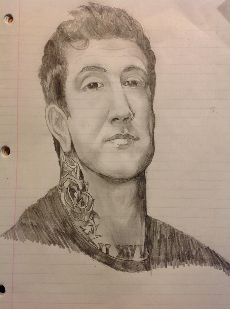 Austin Carlile By Just-kel On DeviantArt
