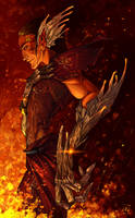 Flame by Kira-Mayer
