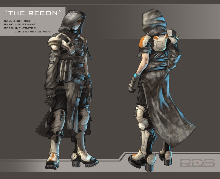 the Recon by Kira-Mayer
