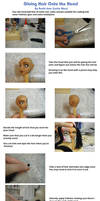 OLD Doll Hair Tutorial for Sculpts