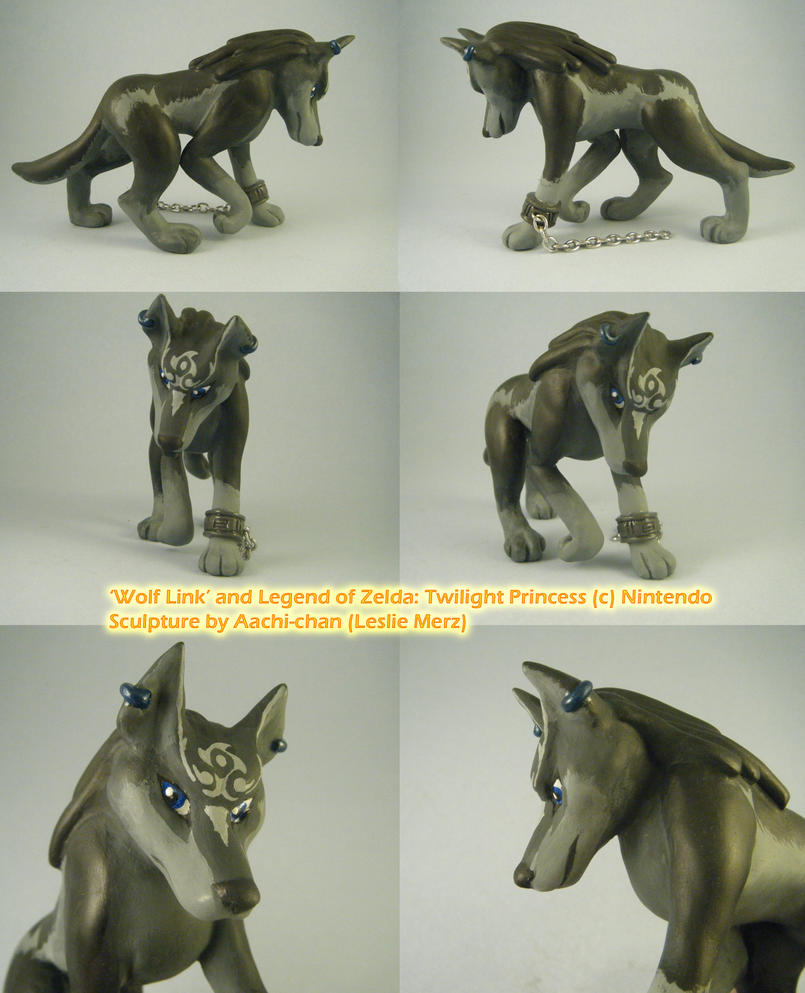 Wolf Link: Twilight Princess