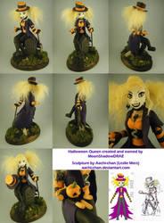 Halloween Queen by aachi-chan