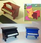 Scootaloo Piano