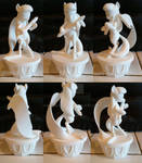 Pony Statue 3D print