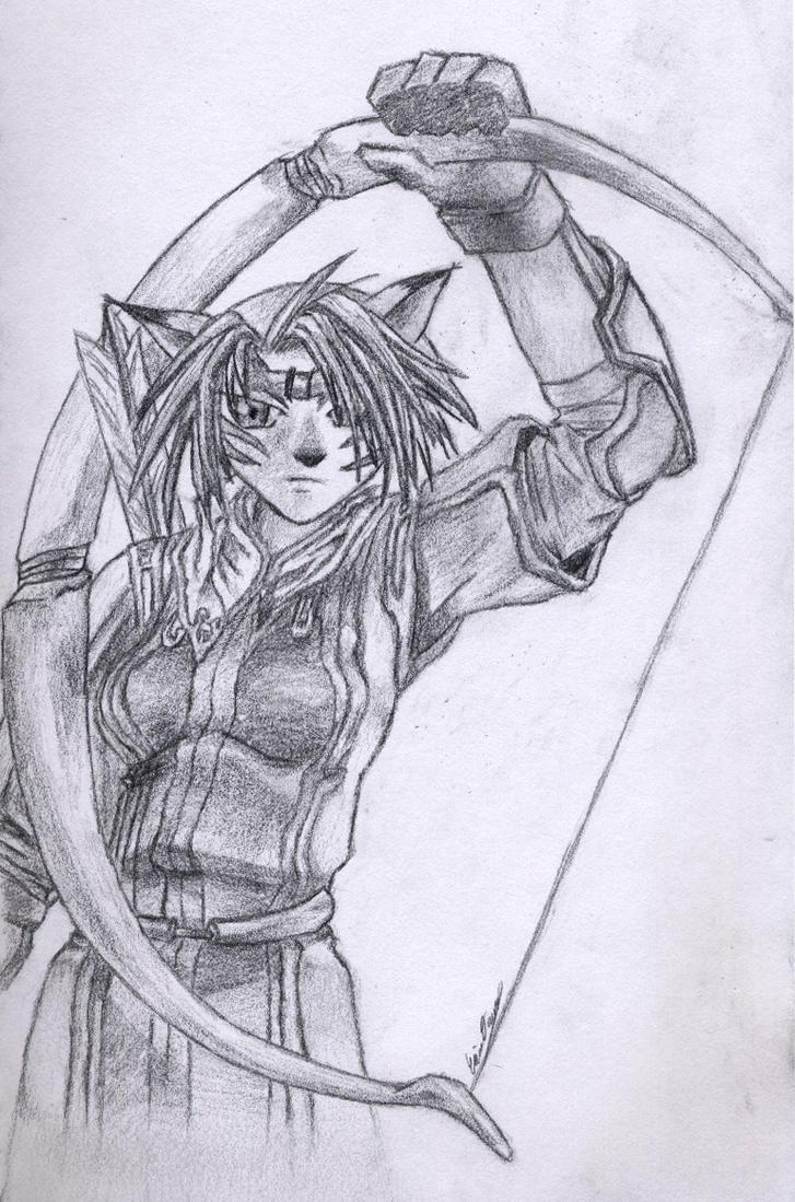 Doomsday of the Dracolich: Recap Mithra_ranger__final_fantasyxi_by_tool_maynard_apc