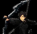 Skyrim Character