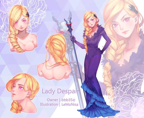 [Commission]  Lady Despair
