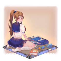 High School Kanojo