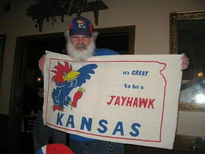 It's Great to be a  JAYHAWK  ! ! ! by JhawkR2010