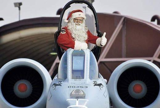 A-10 Santa
