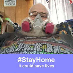 #StayHome ... It could save lives