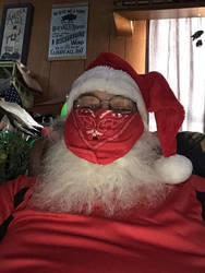 Santa Claus - Veteran during Stay @ Home Order