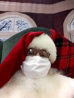 Santa - 2020 - w Mask